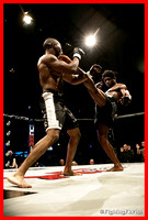 UCMMA Feel The Pain. Marcus Artry v Galore Bosando