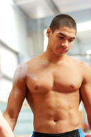 Louis Smith for Muscle & Fitness