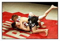 Shoot N Sprawl. 2-10-10. MMA Kids demonstration