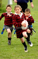 Aylesbury RFC Mini's Festival. 24-04-2005. Action Images