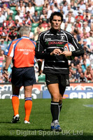 EDF Cup Final. Leicester Tigers v Ospreys. Sun 15-04-2007