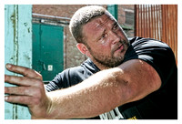 Terry Hollands. Worlds Strongest Man Contestant